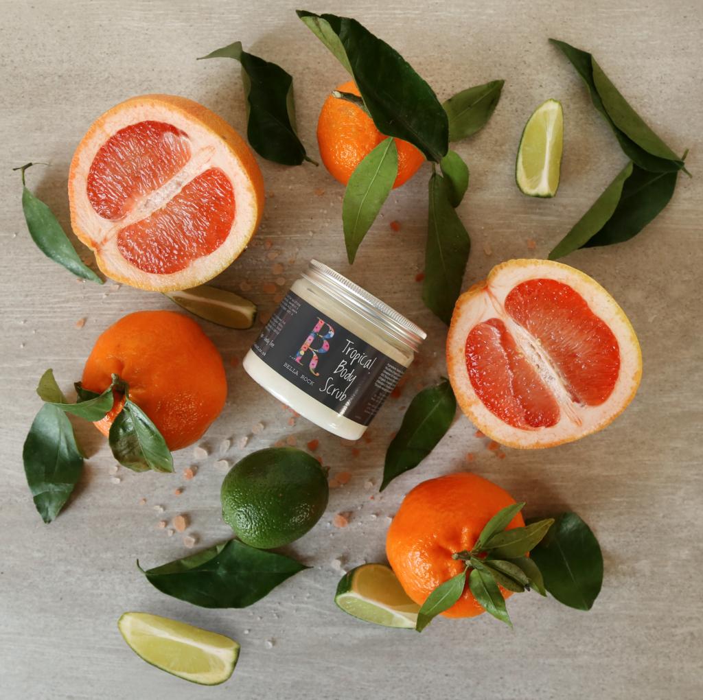 Bella Rock aromatherapy products