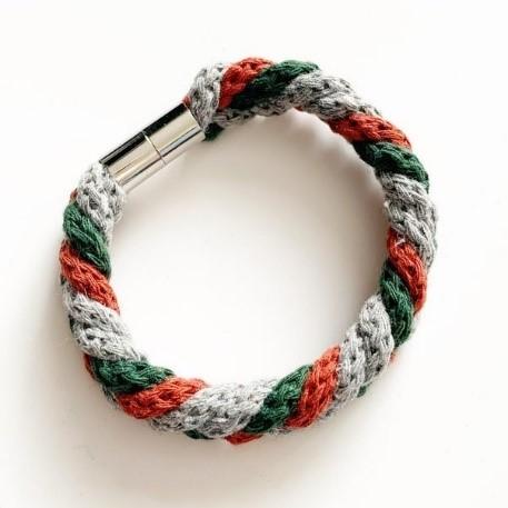 Handmade by Tinni cotton bracelet