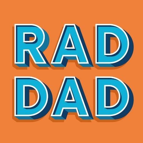 Laura Vincent Rad Dad card