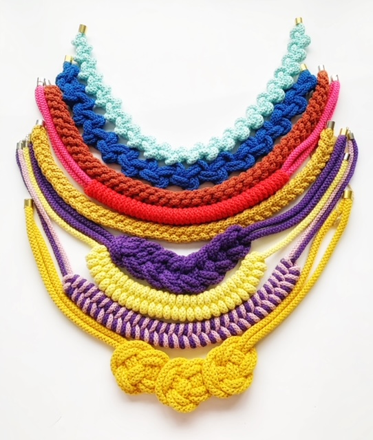 Handmade by Tinni design collection bracelets
