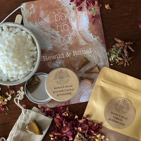 Bohobo Aromatherapies gift set