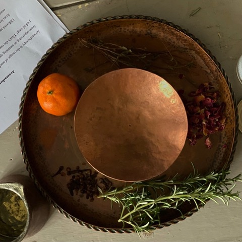 Bohobo Aromatherapies - dried herbs and petals
