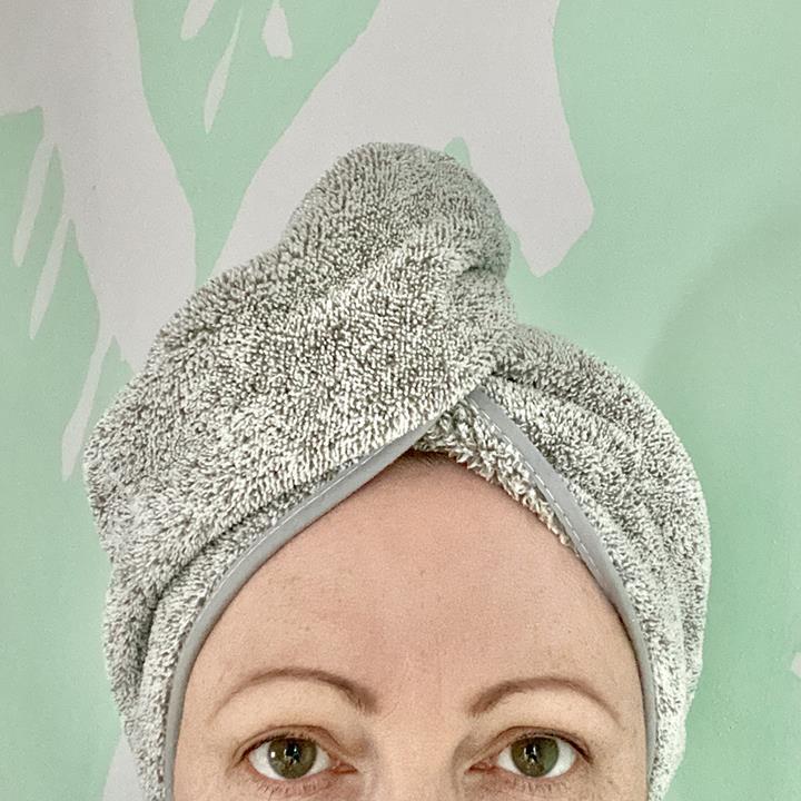 Hairy Jayne hair towel wrap